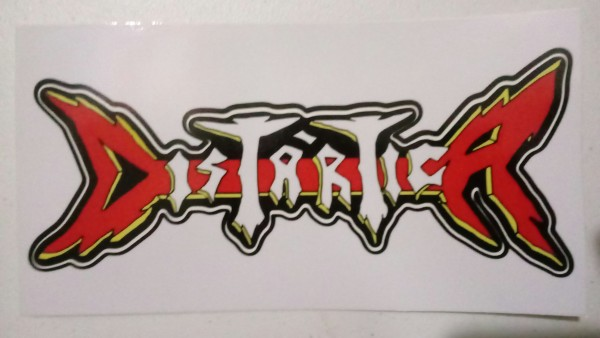 $5 Logo Sticker